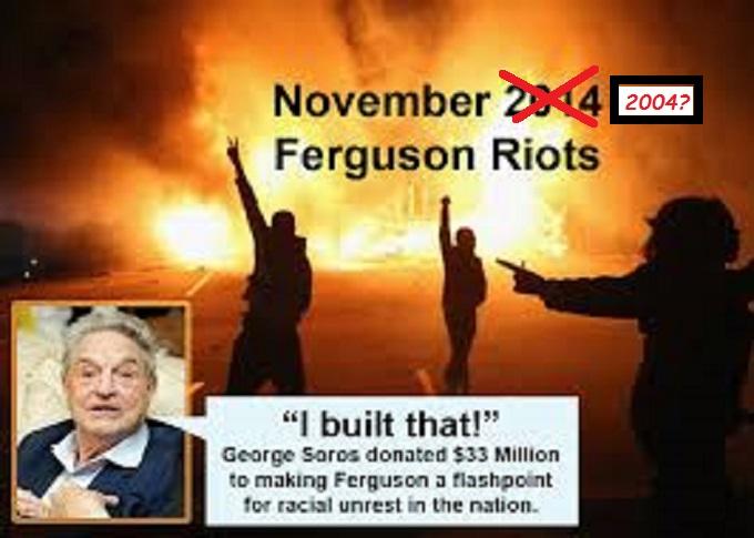 Fergusson riots