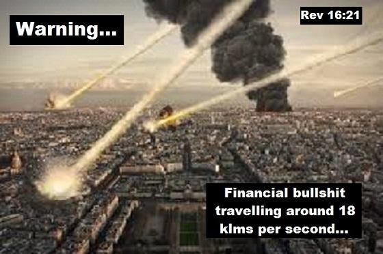 Kinetic-energy weapons ~ Financial bullshit 560