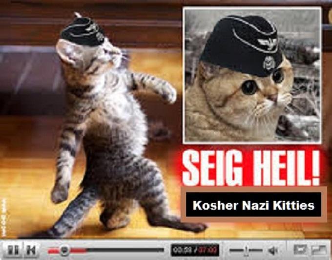 Nazi pussies
