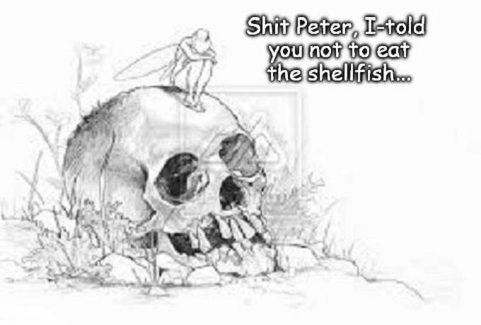 Peter Pan Tink Shellfish