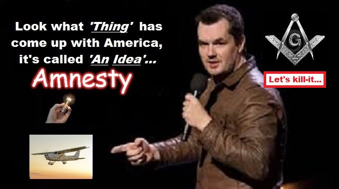 Amnesty THING Jim Jeffries Mason LETS KILL IT