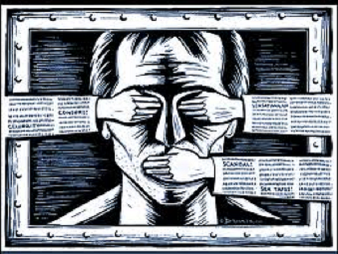 Anti Defamation League ~ See no evil, speak no evil ~