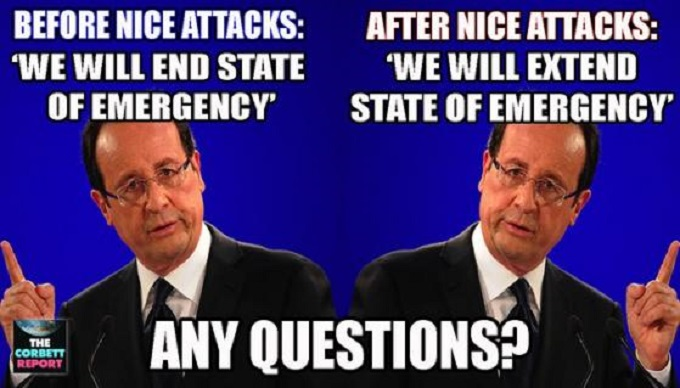 Before or after Nice attacks ~ Any questions