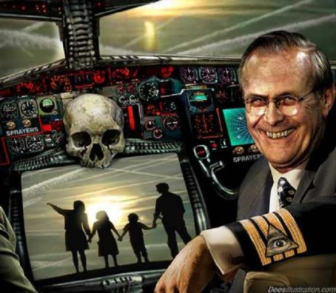 Captain Rumsfeld