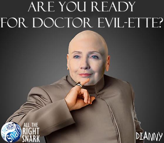 Doctor Evil Lite