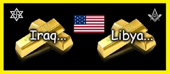 Iraq Libya gold American Mason Zion (2)