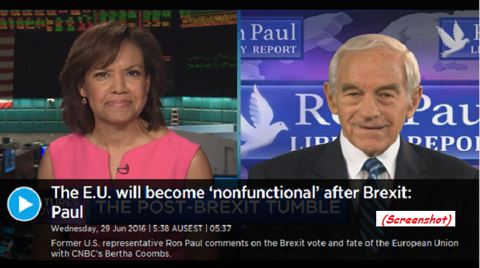 Screenshot Ron Paul PP