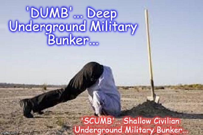 'SCUMB' Bunker 'DUMB' 680