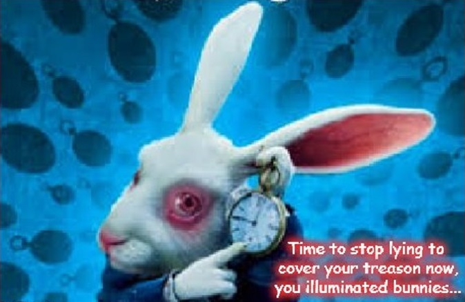 Time bunnies ~ Treason ~