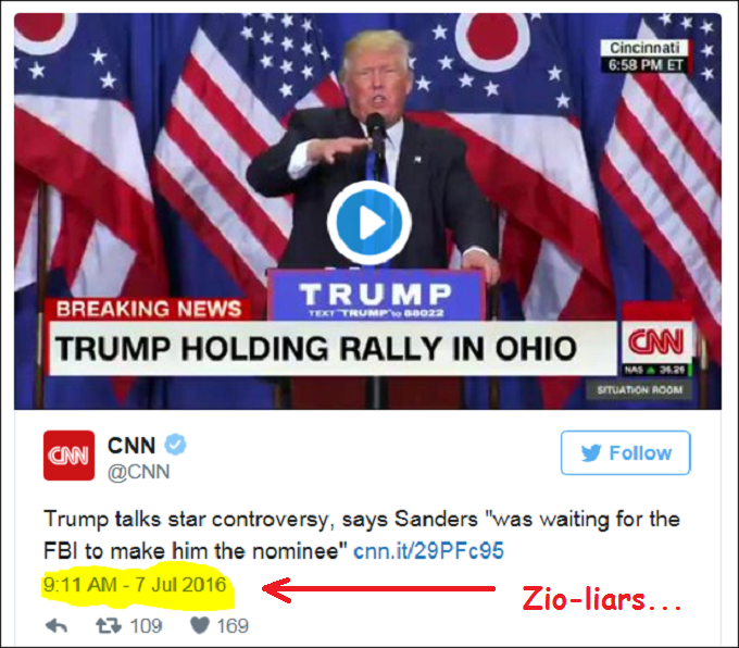 Trump Jewish Tweets