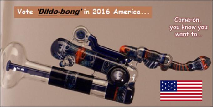 Vote Mechanical dildo in 2016 America
