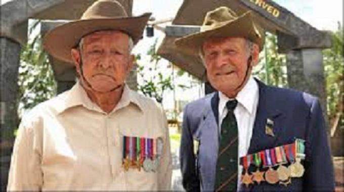WW2 Australian Soldiers ~